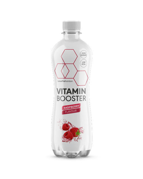 LinusPro Vitamin Booster med hindbær