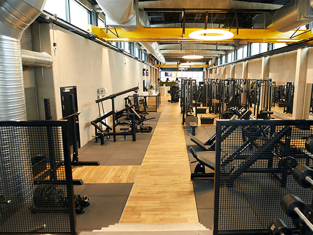 Træningscenter i Bagsværd